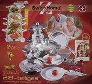 Swiss Home Набор посуды 28 предметов