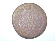 Продам монету 1757 года