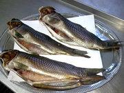Рыба вяленая копченая  ПАТ