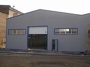 Здания из легких стальных тонкостенных конструкций