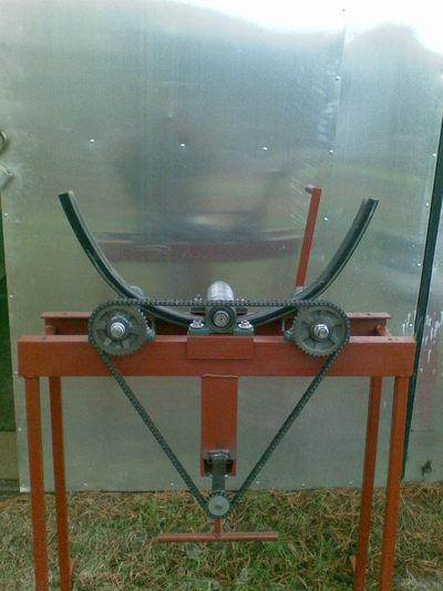 Электрический станок для холодной ковки своими руками