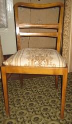 Продам стол и 6 стульев из бука