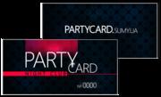 PARTY CARD -50% на ВХОД в ночные клубы г.Сумы