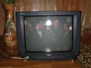 Б/у телевизор Samsung  21