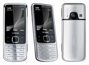 Nokia 6700 Chrome. Новые,  полная комплектация. Клавиатура с русскими б