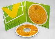 Цветная печать на дисках cd и dvd