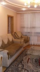 4-х комнатная квартира-люкс посуточно с собственной сауной,  11 спальных мест