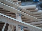 Брус строительный,  лаги,  балки,  мауэрлат,  доска шалевка.