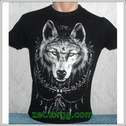 Мужские футболки с интернет-магазина. Яркие и классические,  дешевые