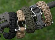 Продам браслеты выживания из Паракорда (Paracord-550).Плетем под заказ