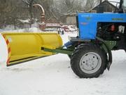 отвал для снега на МТЗ