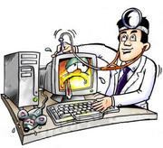 Обслуживание компьютеров ,  бухгалтерского ПО,  восстановление данных