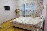 посуточно уютная 1 комнатная квартира