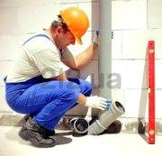 Услуги сантехника Все виды работ