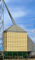 Зерносушилка шахтного типа ЗСА