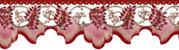Фриз шпалерний (кант,  бордюр обойный)