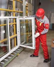 Рабочий на производство пластиковых окон в Польшу