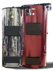 Котлы длительного горения, Дымоходы, Теплоаккумуляторы и баки косвенного