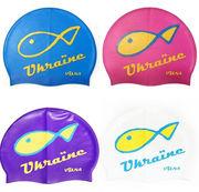Шапочка для плавания детская Волна/Volna Fishka