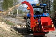 Щепорез измельчитель дерева Farmi 260 Финляндия,  Новый