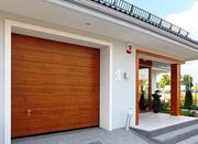 Гаражные секционные ворота Doorhan Сумы