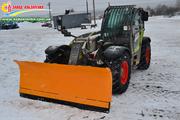 Отвал снегоуборочный к погрузчикам всех производителей Claas,  Case др.