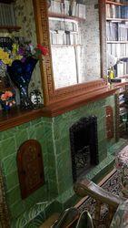Теплый уютный дом с камином р-н ул.8-го марта