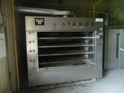 Печь хлебопекарская подовая Werner&Pfleiderer Matador MD121 б/у