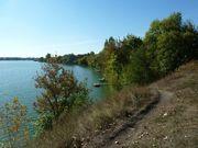 Дача не березі озера