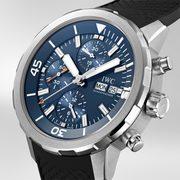 IWC Aquatimer Chronograph Blue IW376805