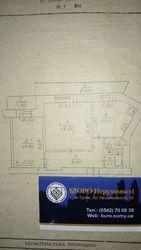 2к квартира в кирпичном доме на СКД