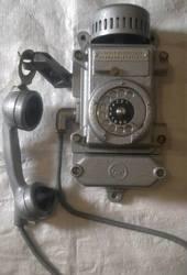 Телефон взрывозащищенный ТА-200