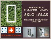 Двери Сумы Безопасное стекло в Сумах от SKLO + GLAS.